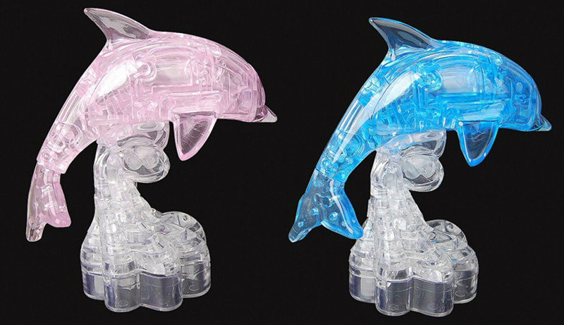 crystal puzzled dolphin (1)
