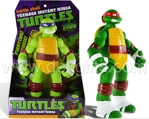 acousto-optic Teenage Mutant Ninja Turtles (2)