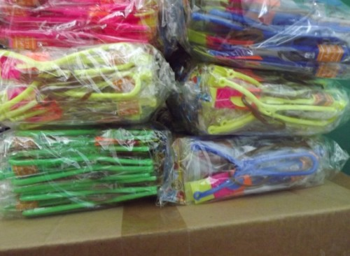 flash copter's packing: 50 pieces/bag, 24 bags/carton