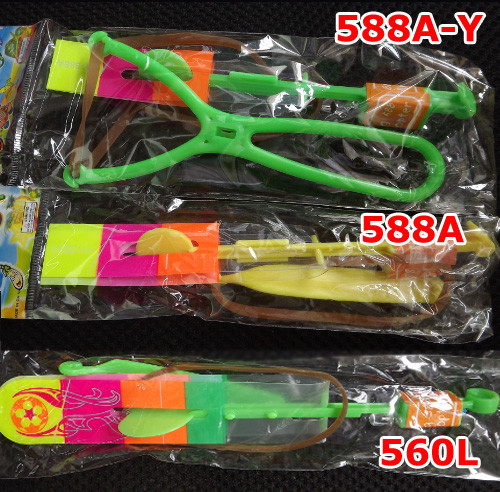 three different style flying arrow helicopters 588a,588a-y,560L
