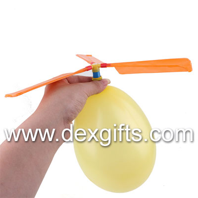 children toy helicopter flying balloons helicopter toys