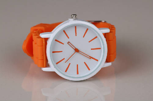 fashion candy color jelly watches (2)