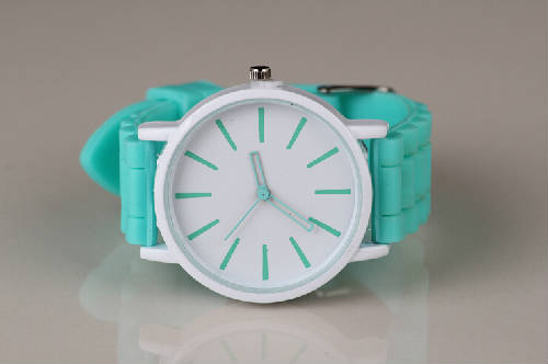 fashion candy color jelly watches (3)