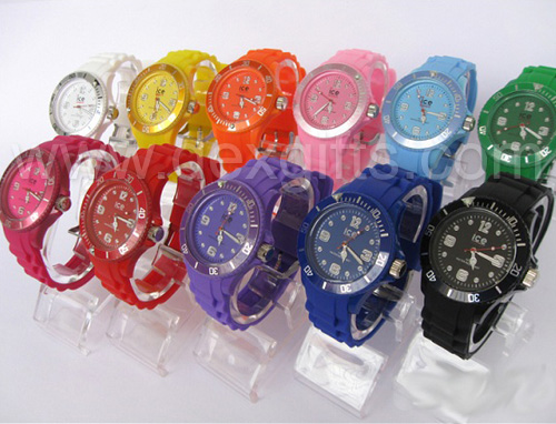 promotional silicone watches
