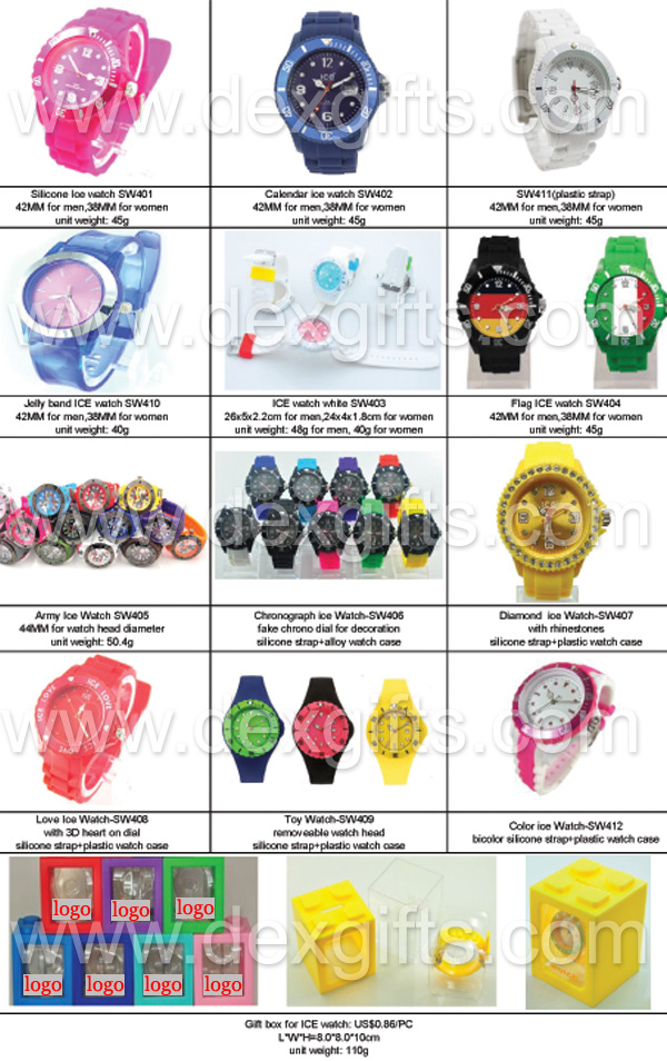 ice watch catalogue