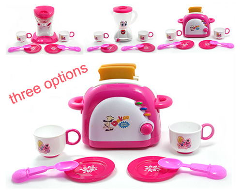 kitchen appliances toy for kids-toaster cups set