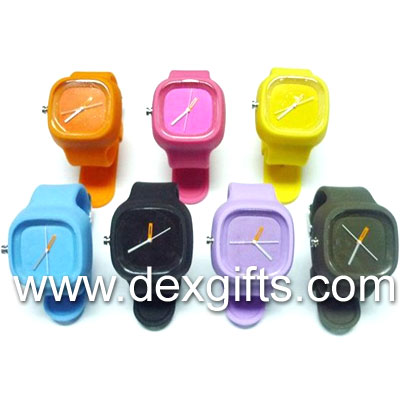 ladies jelly watch 02