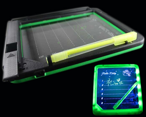 led-writing-board