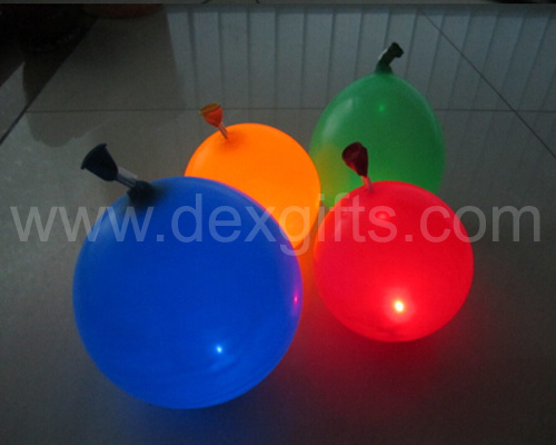 light up balloons blinking for party birthday and festival decoration luminous balloon