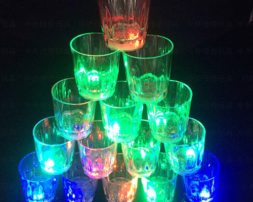 light up cups blinky drinking cup for bar party cub