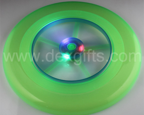 light up flying disc led frisbee