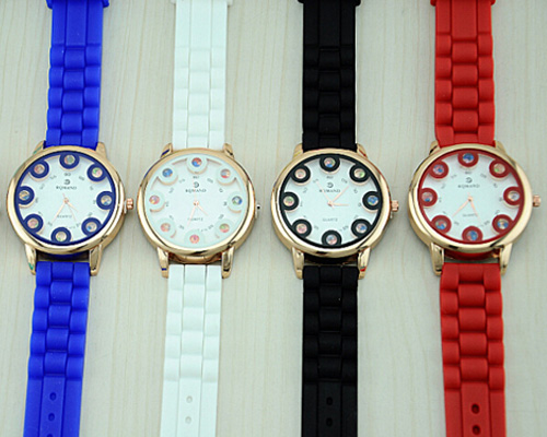 newest-fashion-silicone-lady-watch 2
