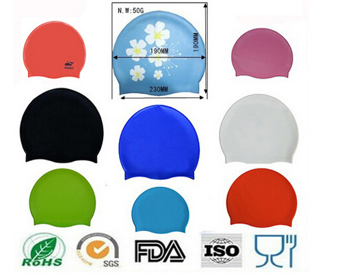 silicone-swimming-caps