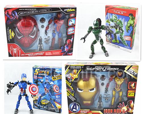 super-hero-plastic-toy-set
