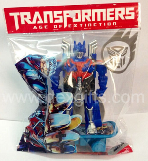 transformers age of extinction optimus prime figure action figures complete gift set