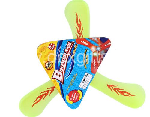 led flywheel papper card packing