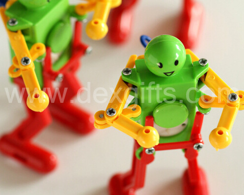 wind up walking robot toy traditional clockwork vintage gift
