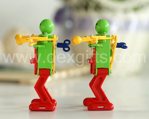 winding up robot clockwork toy (2)