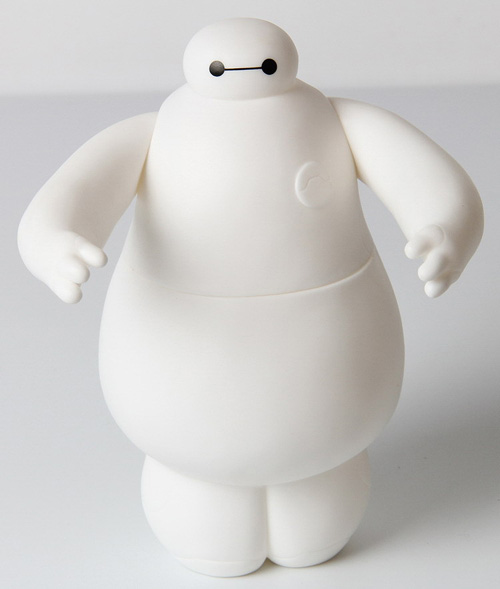 big hero 6 deluxe big baymax rotatable waist in armour giftbox packing hero figure