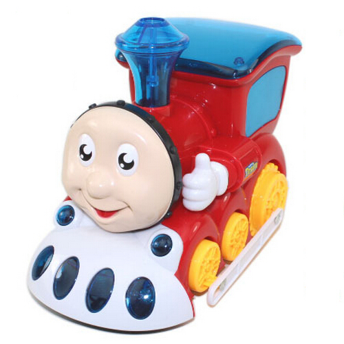 electronic universal thomas locomotive toy train