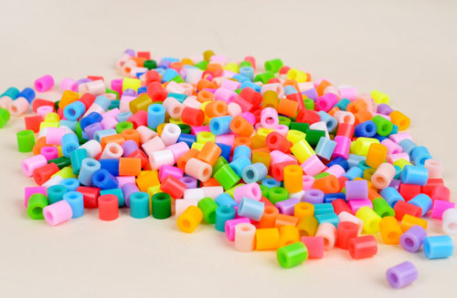 wholesale perler beads supplier count bead jar multi-mix colors hama beads with pegboards