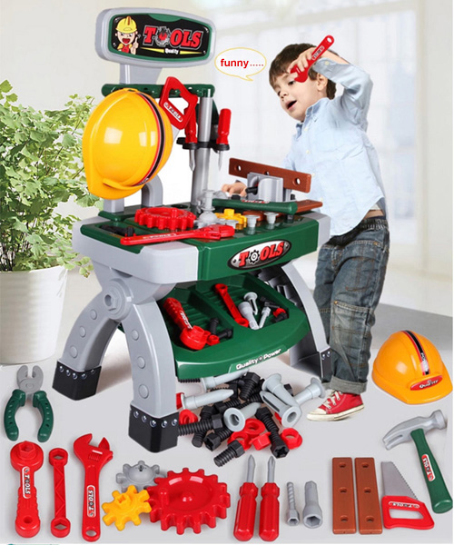 simulation tool set educational toy children classic pretend play tool toy