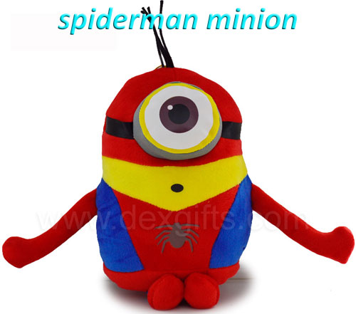 spiderman-minion