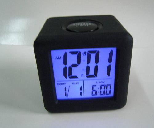 silicone clock