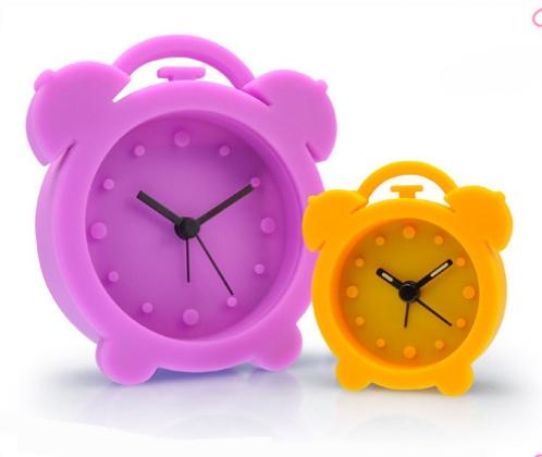 silicone-clock