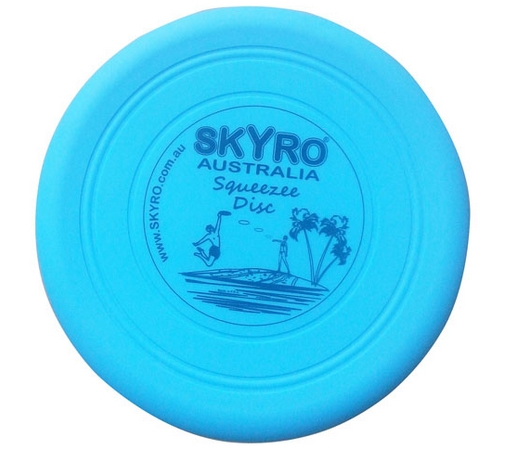 silicone-frisbee